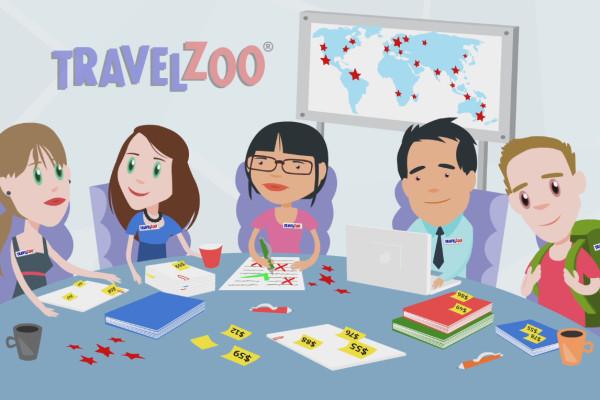 Travel Zoo – SENIMATION